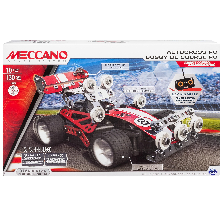Іграшка конструктор Meccano. Спортивна Машина. Артикул: 6026720