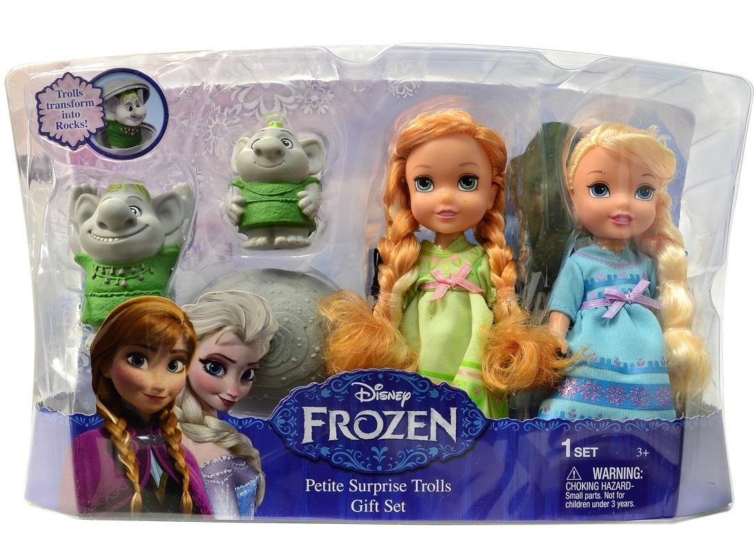 Іграшка лялька Disney Frozen 31063 блістер 7,6*30,5*19см