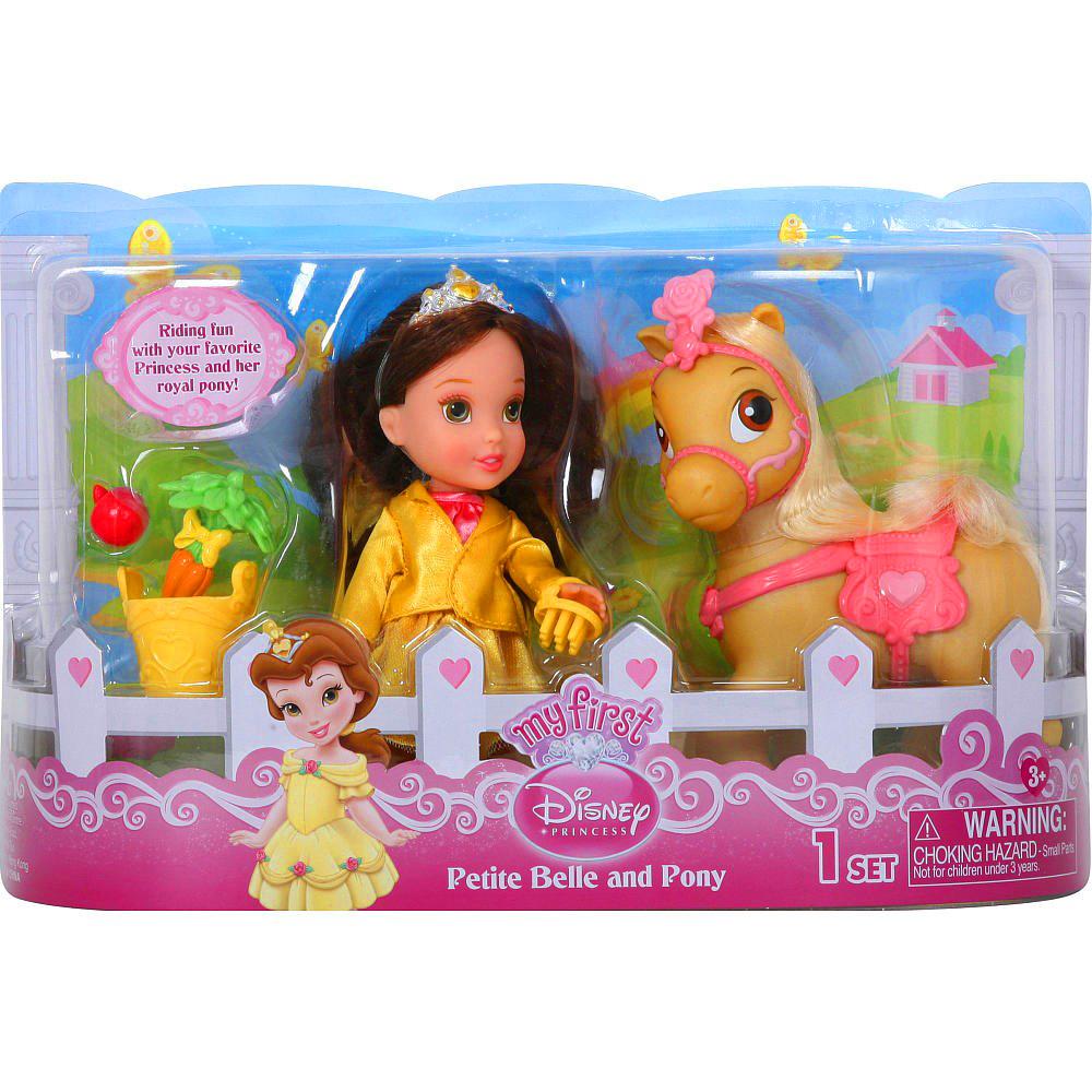 Іграшка лялька Disney в асс. Бель арт. 75508 (75506) блістер 7,6*30,5*19см