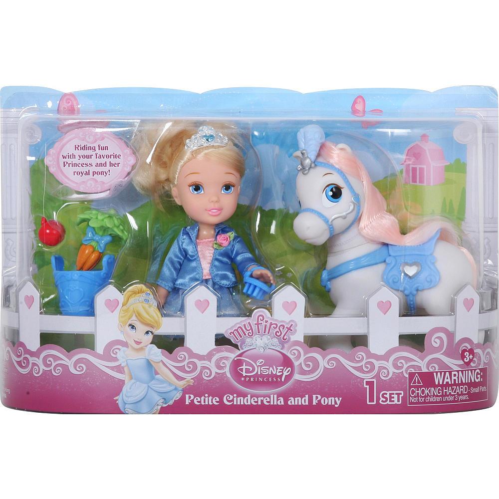 Іграшка лялька Disney в асс. Попелюшка арт. 75507 (75506) блістер 7,6*30,5*19см
