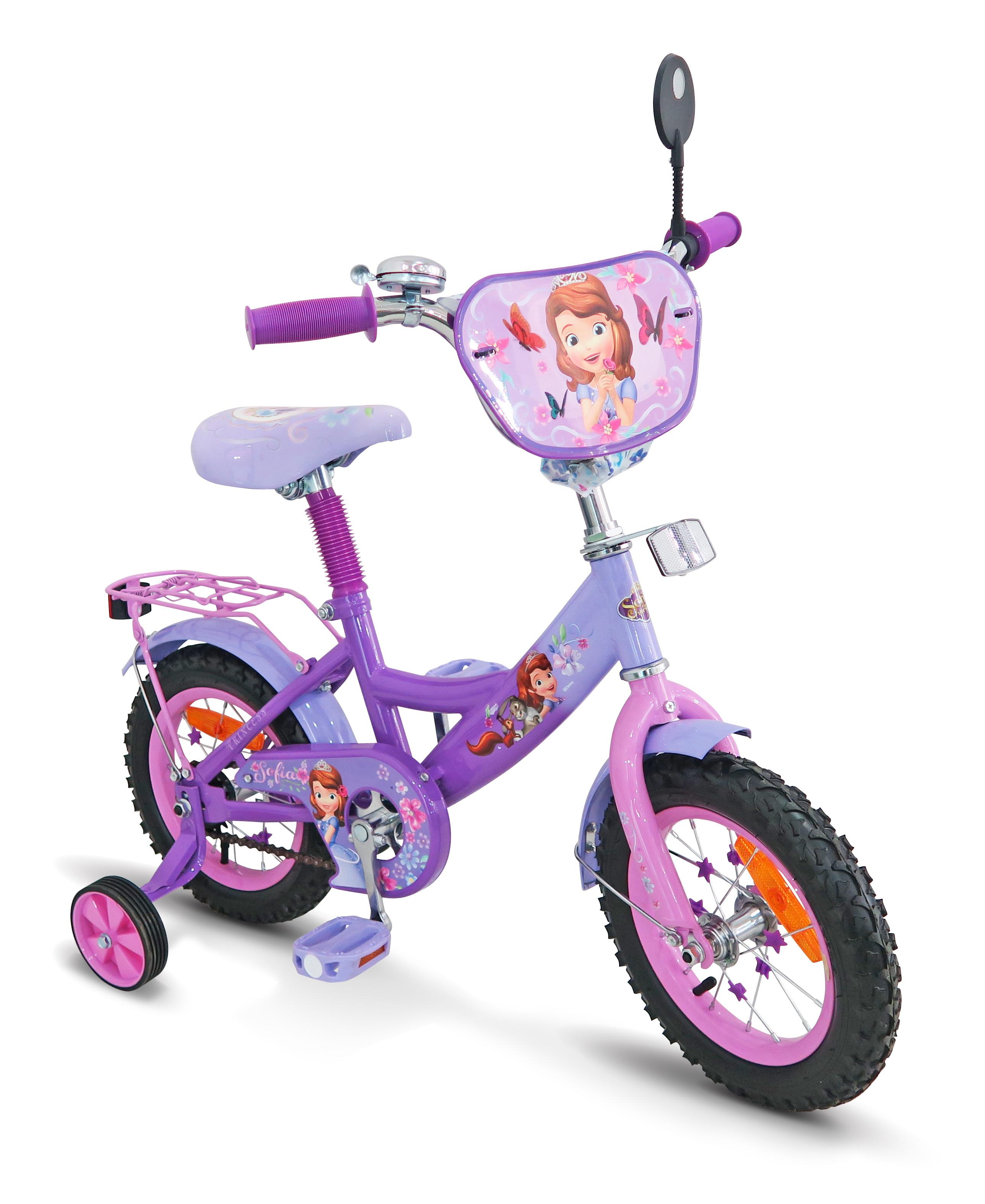 Велосипед Disney/Sofia the First Артикул:SP1201 (2-х колесный)