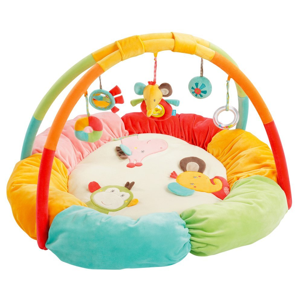 Детский коврик Baby Fehn Сафари Арт.: 074611 (4 шт)