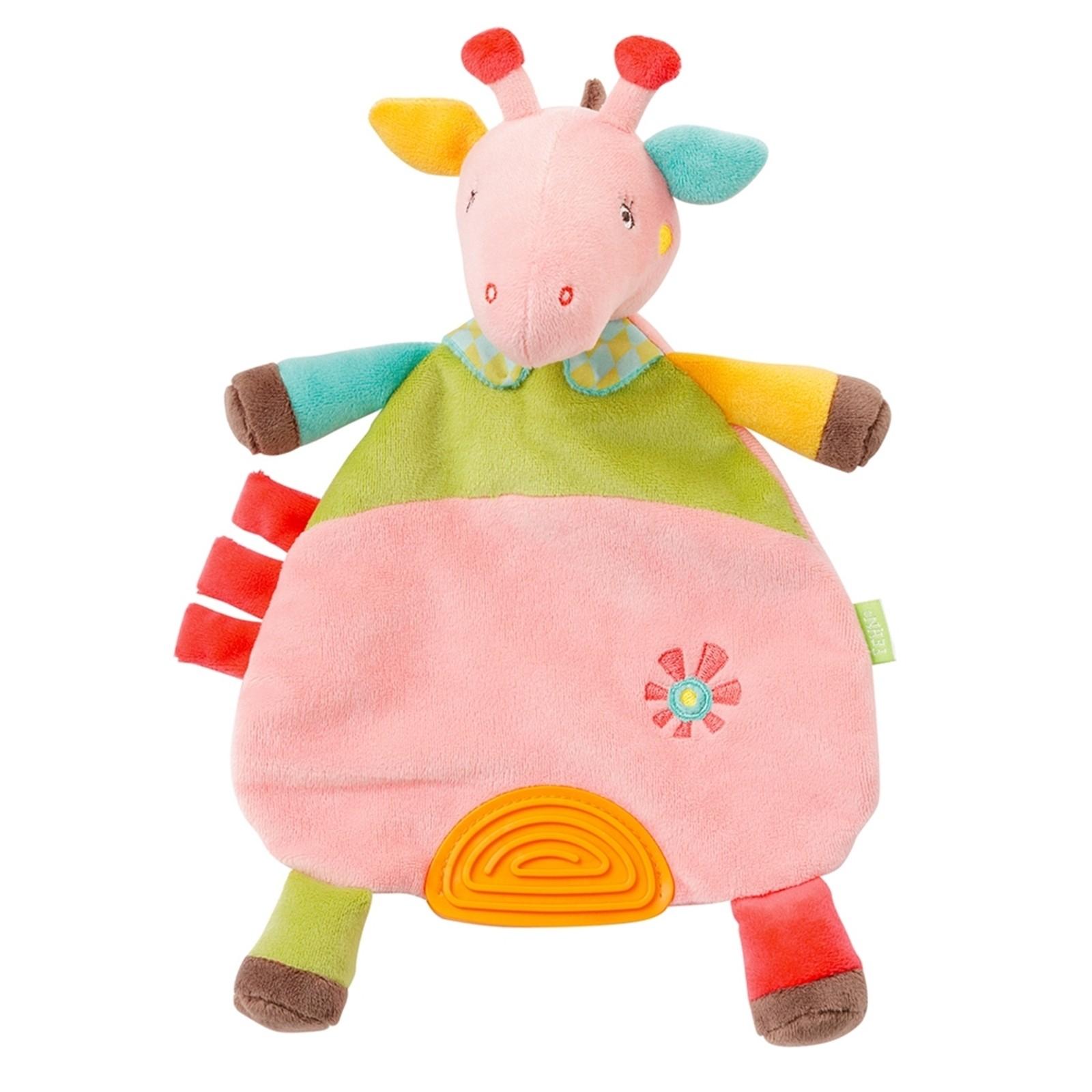 Игрушка-грызунок Baby Fehn Жираф Арт.: 074154 (12шт)