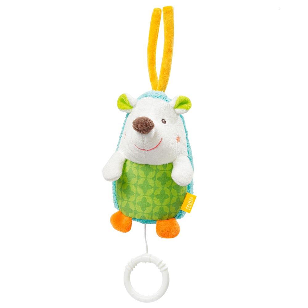 Музыкальная игрушка Baby Fehn Еж Арт.: 071023 (12 шт)