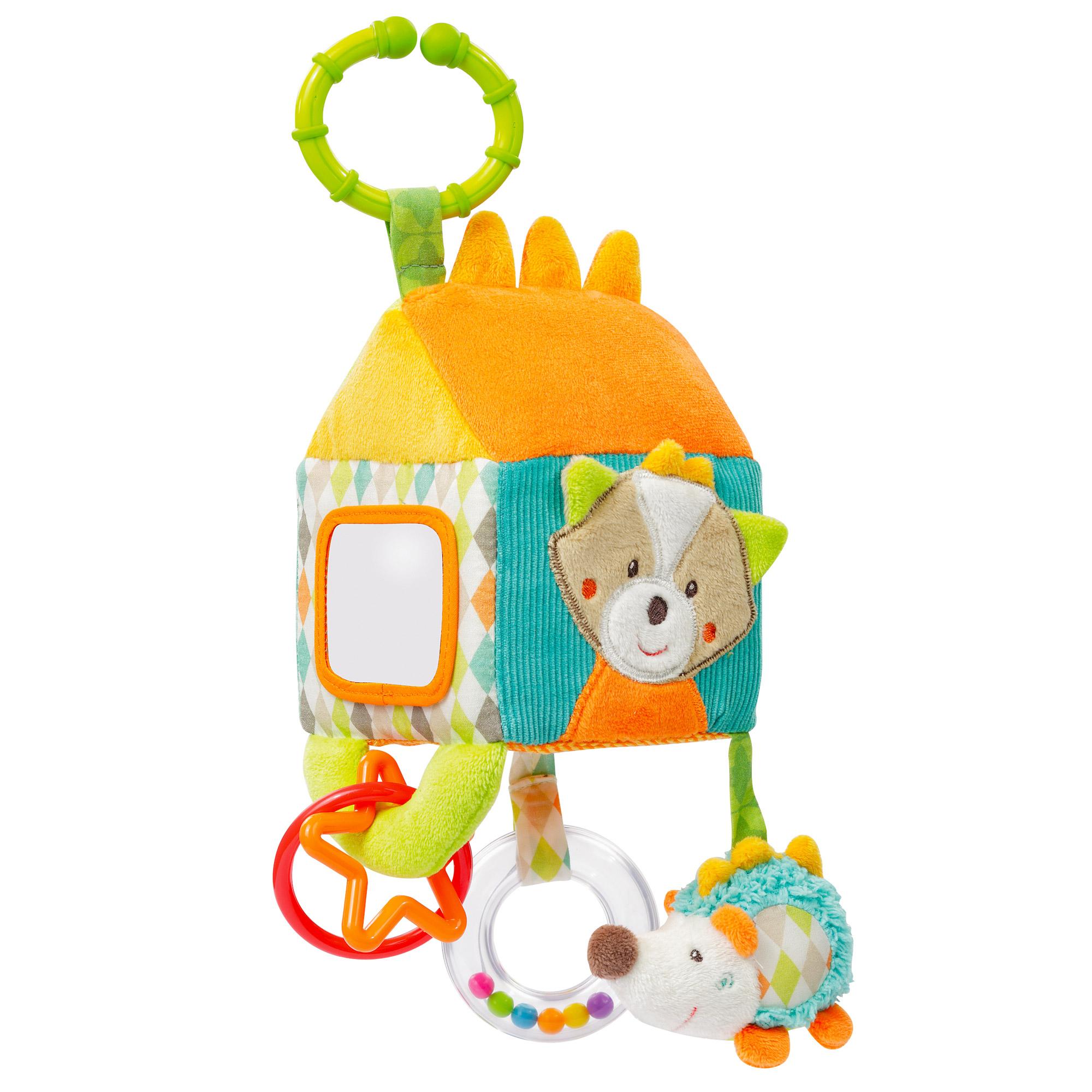 Развивающая игрушка Baby Fehn Дом  Арт.: 071122 (12 шт)