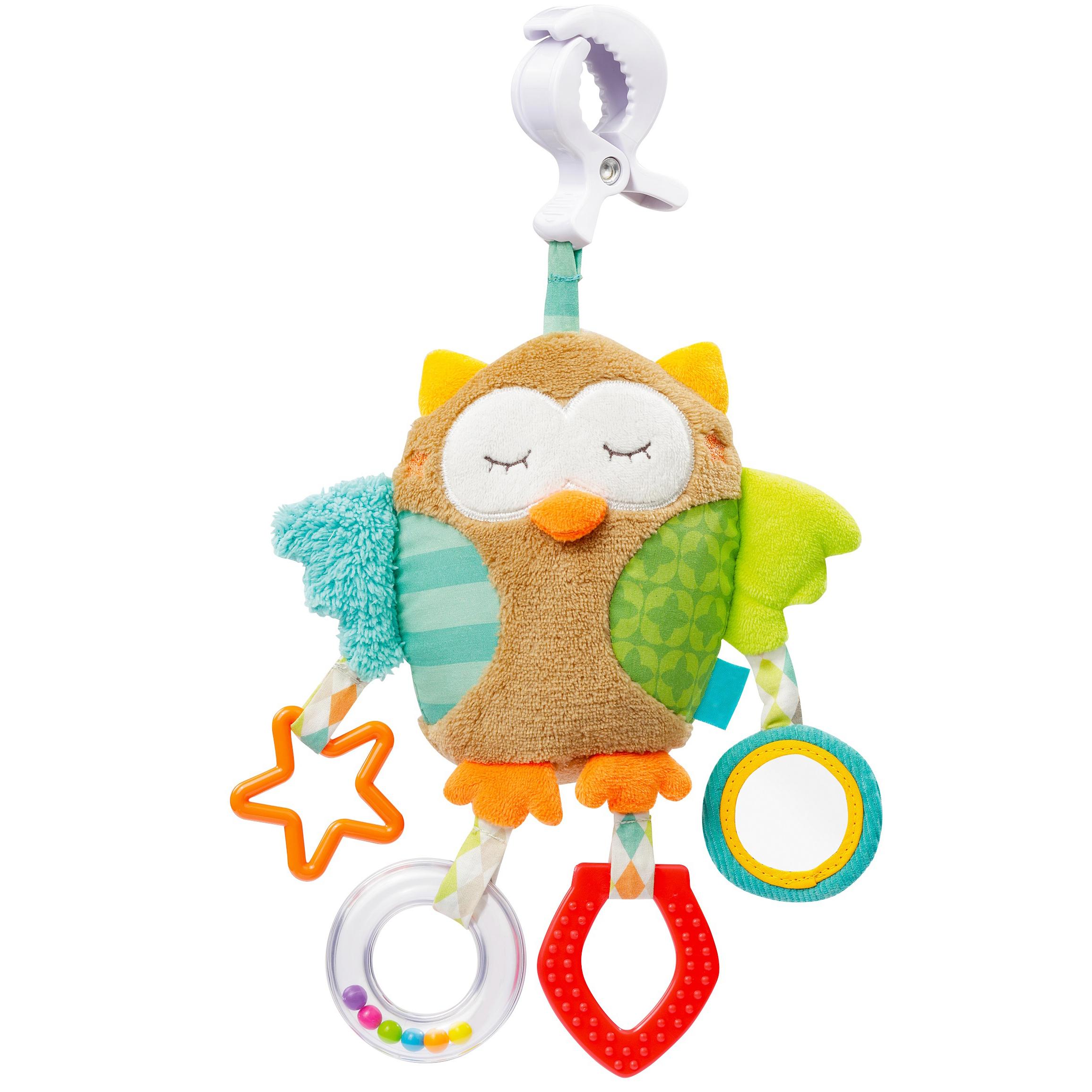 Развивающая игрушка Baby Fehn Сова Арт.: 071160  (12 шт)