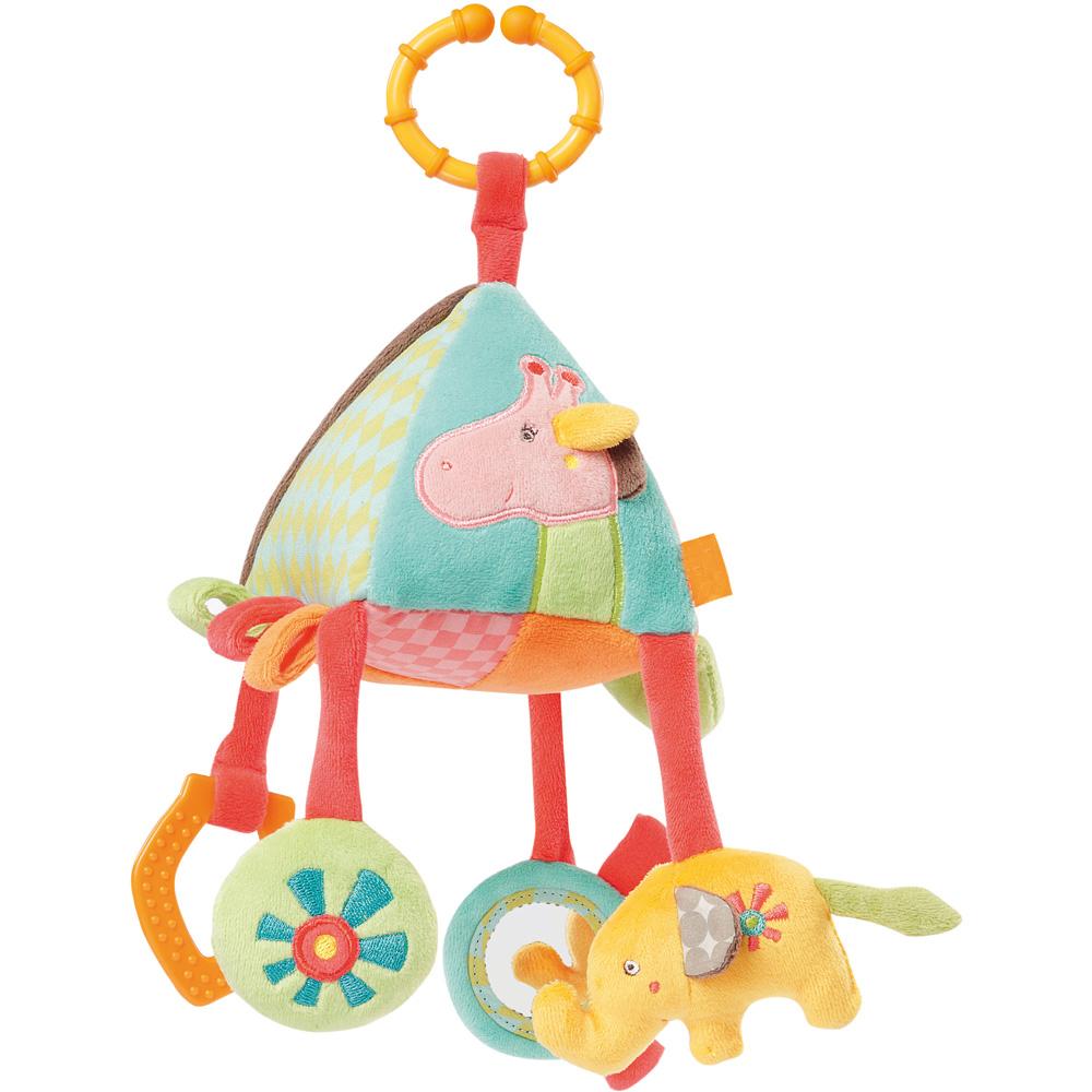 Развивающая игрушка Baby Fehn Пирамидка Арт.: 074352 (12 шт)