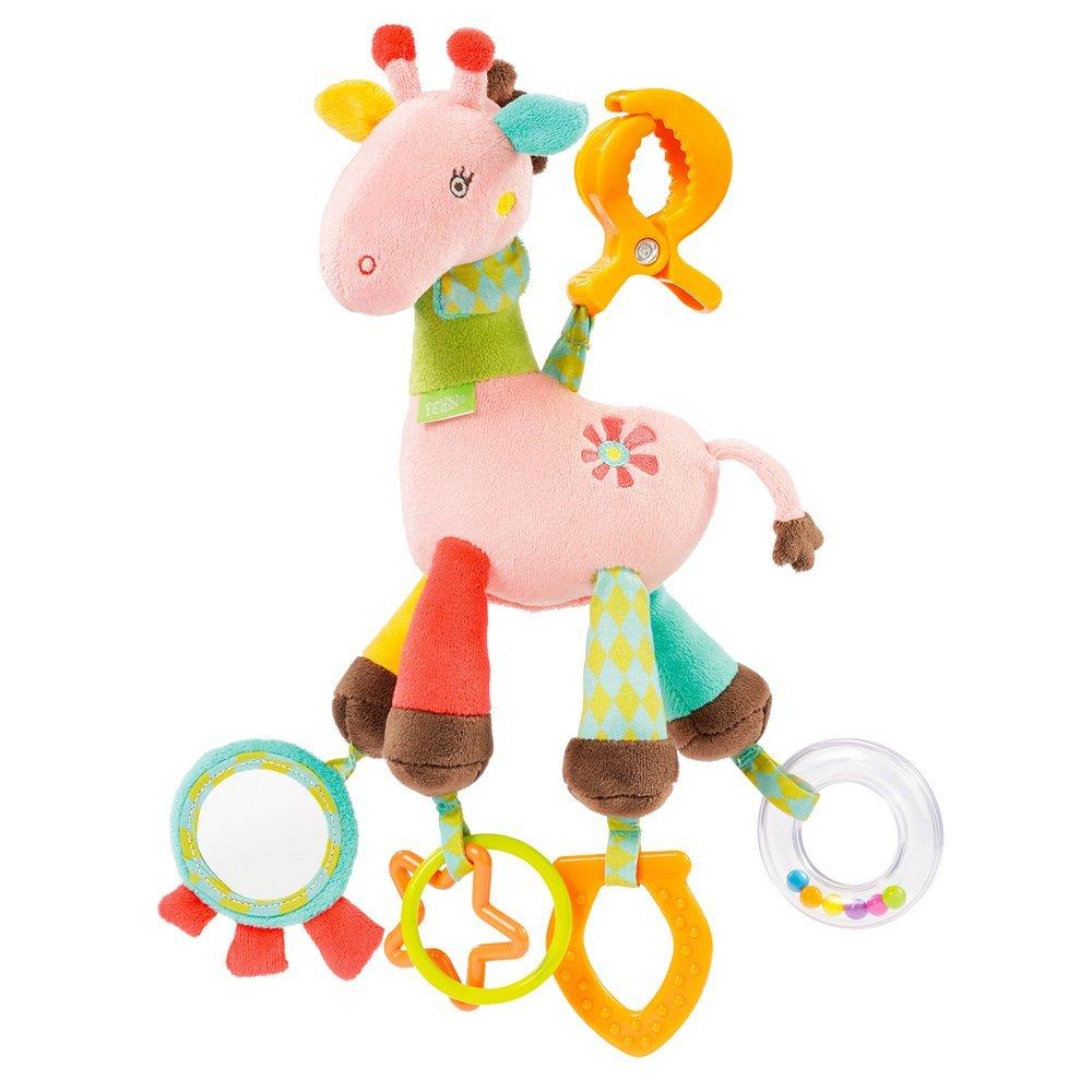 Развивающая игрушка Baby Fehn Жираф Арт.: 074376 (12 шт)
