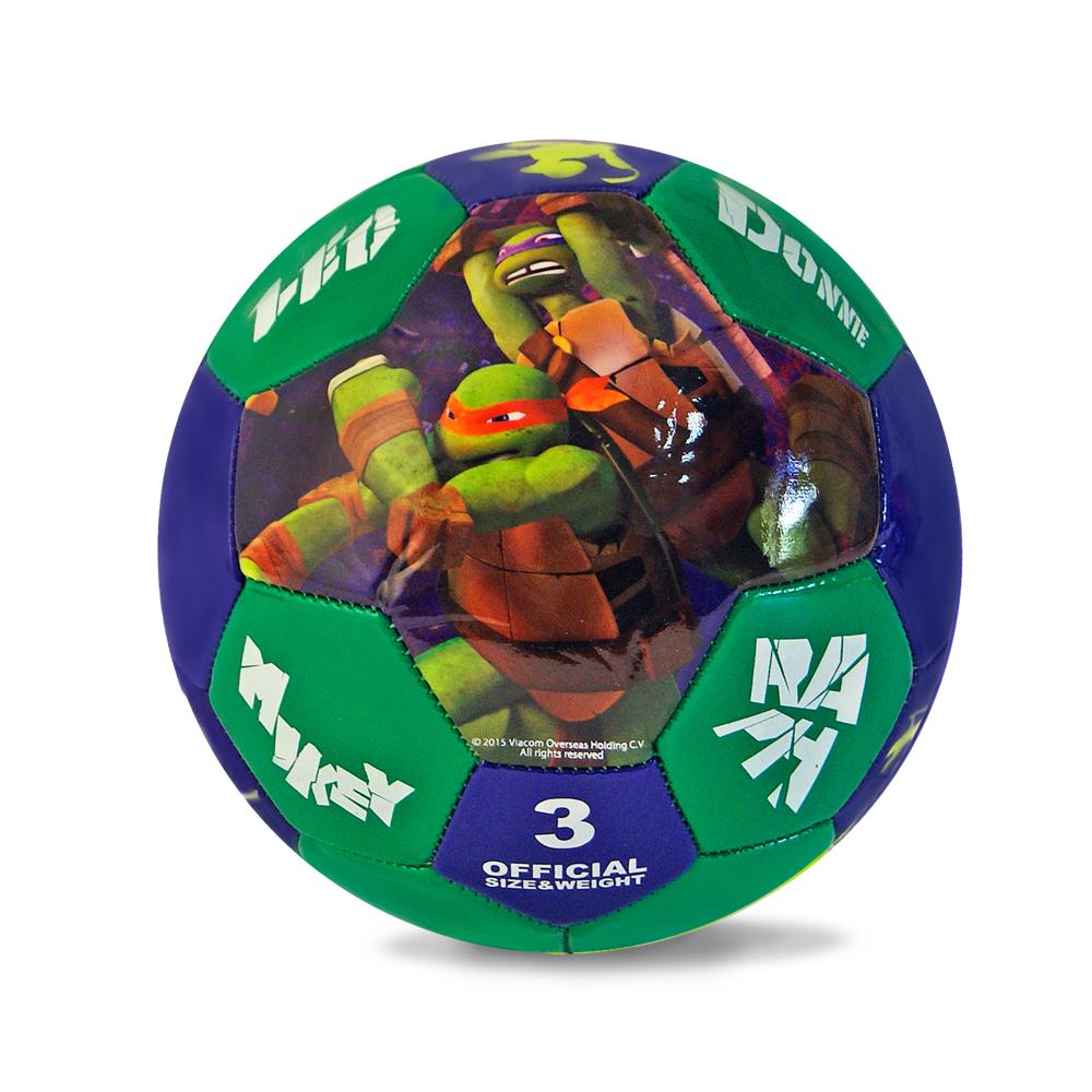 Мяч футбольный Turtles Артикул: FD008 (№3, PVC)