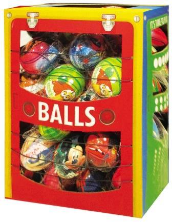 Дисплей для мячей Mondo Арт.: 09511