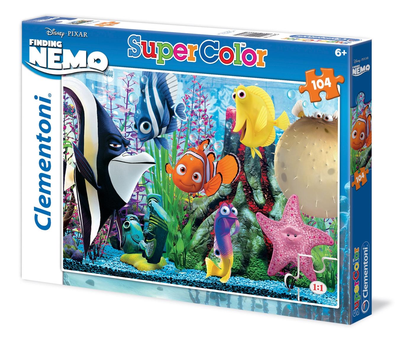 Пазлы Clementoni/Nemo арт.: 27883 (104 эл.)