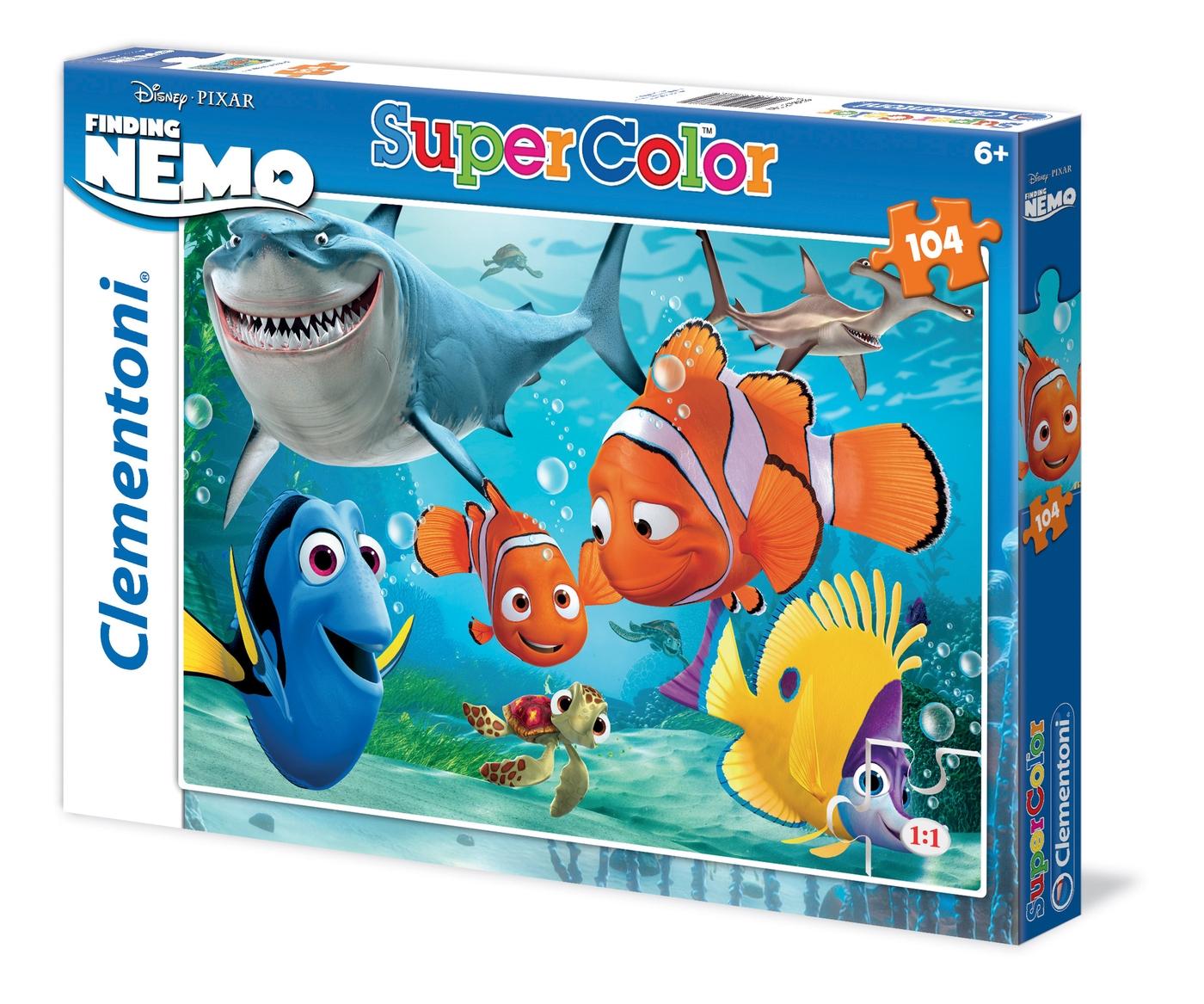 Пазлы Clementoni/Nemo арт.: 27886 (104 эл.)