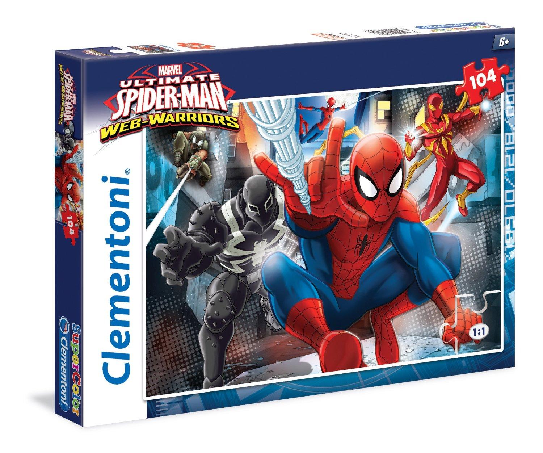 Пазлы Clementoni/Spiderman арт.: 27958 (104 эл.)