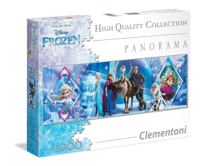 Пазли Clementoni/Frozen  арт.: 39349 (panorama, 1000 эл.)
