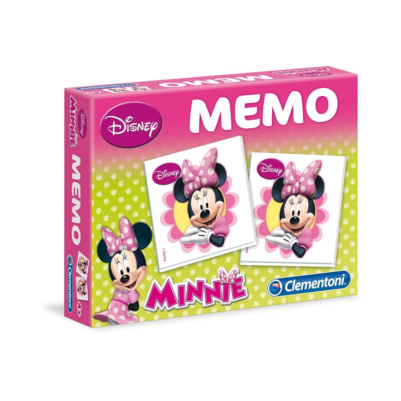 Мемо Clementoni/Minniе арт.: 13405 (48 карточек)