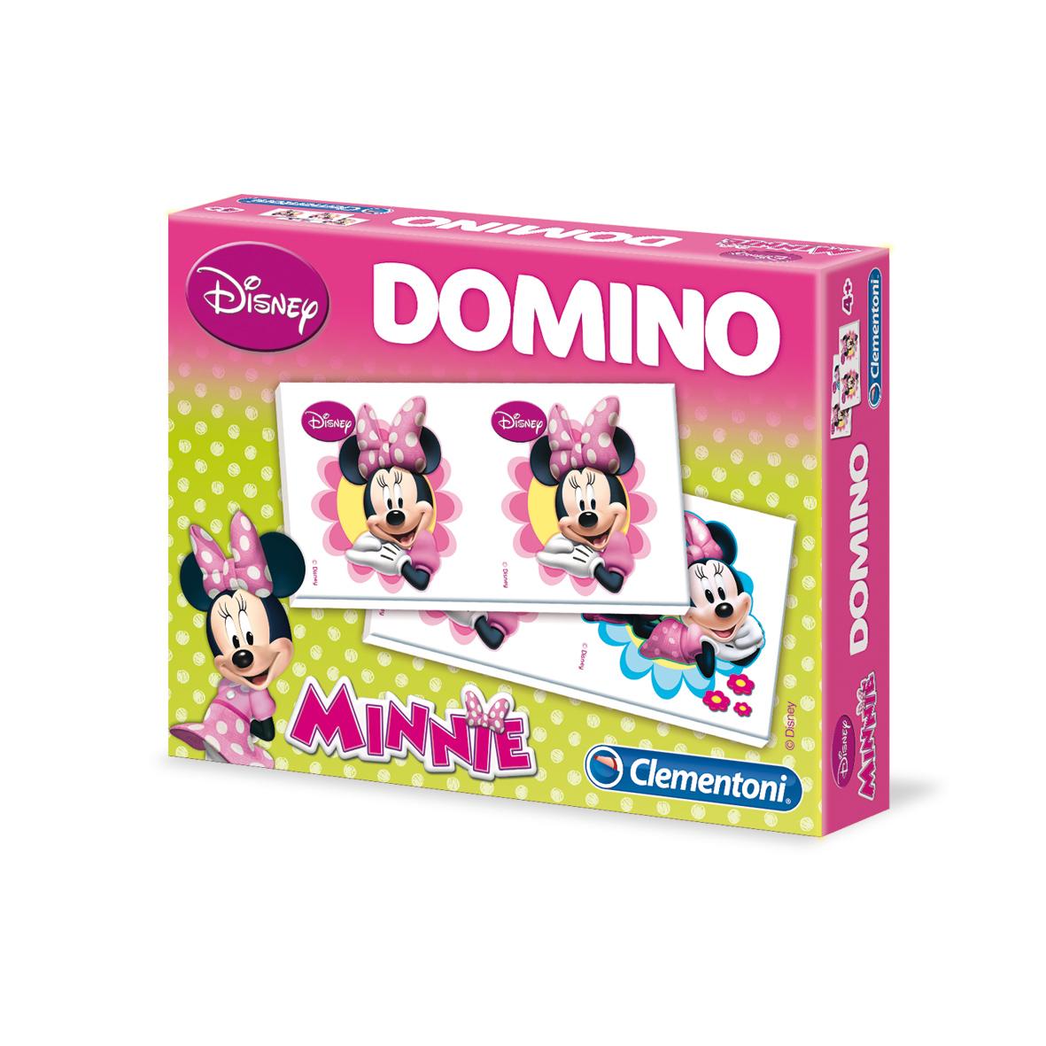 Домино Clementoni/Minnie арт.: 13410 (28 карточек)