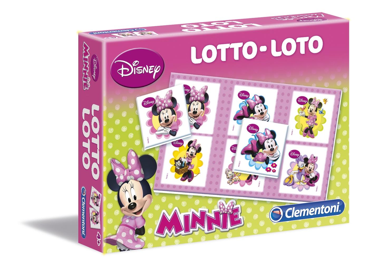 Лото Clementoni/Minnie арт.: 13416 (28 карточек)