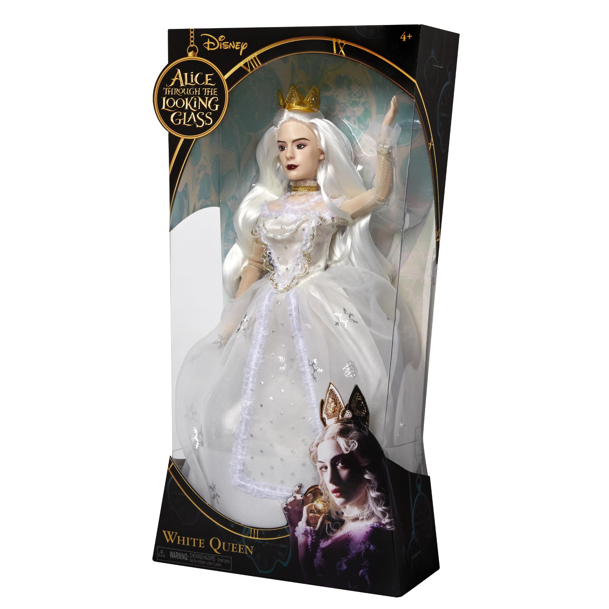Кукла Jakks Pacific/Алиса в Зазеркалье/Белая королева арт.: 98763