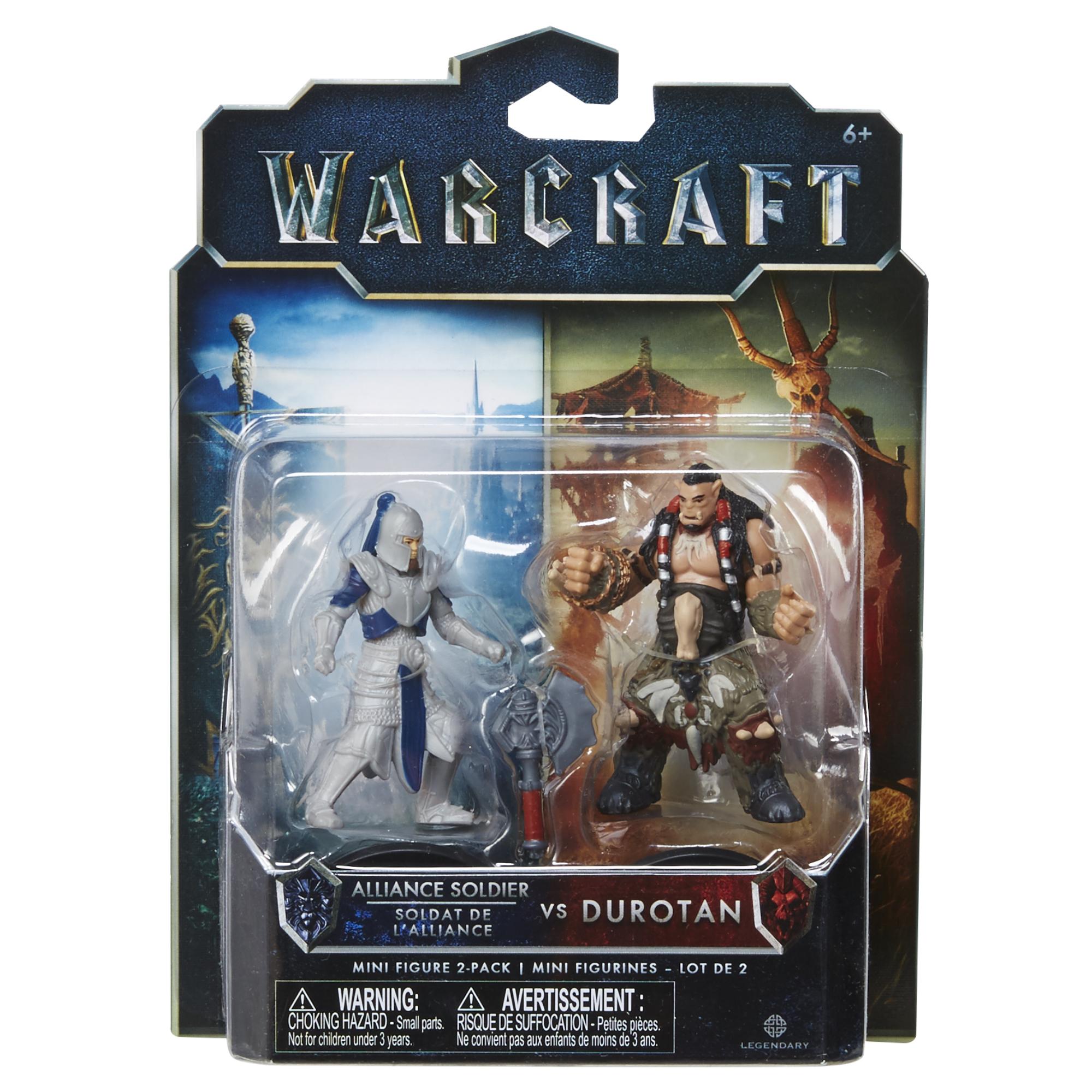 Солдат и Дуротан Warcraft/Jakks Pacific арт.: 96253