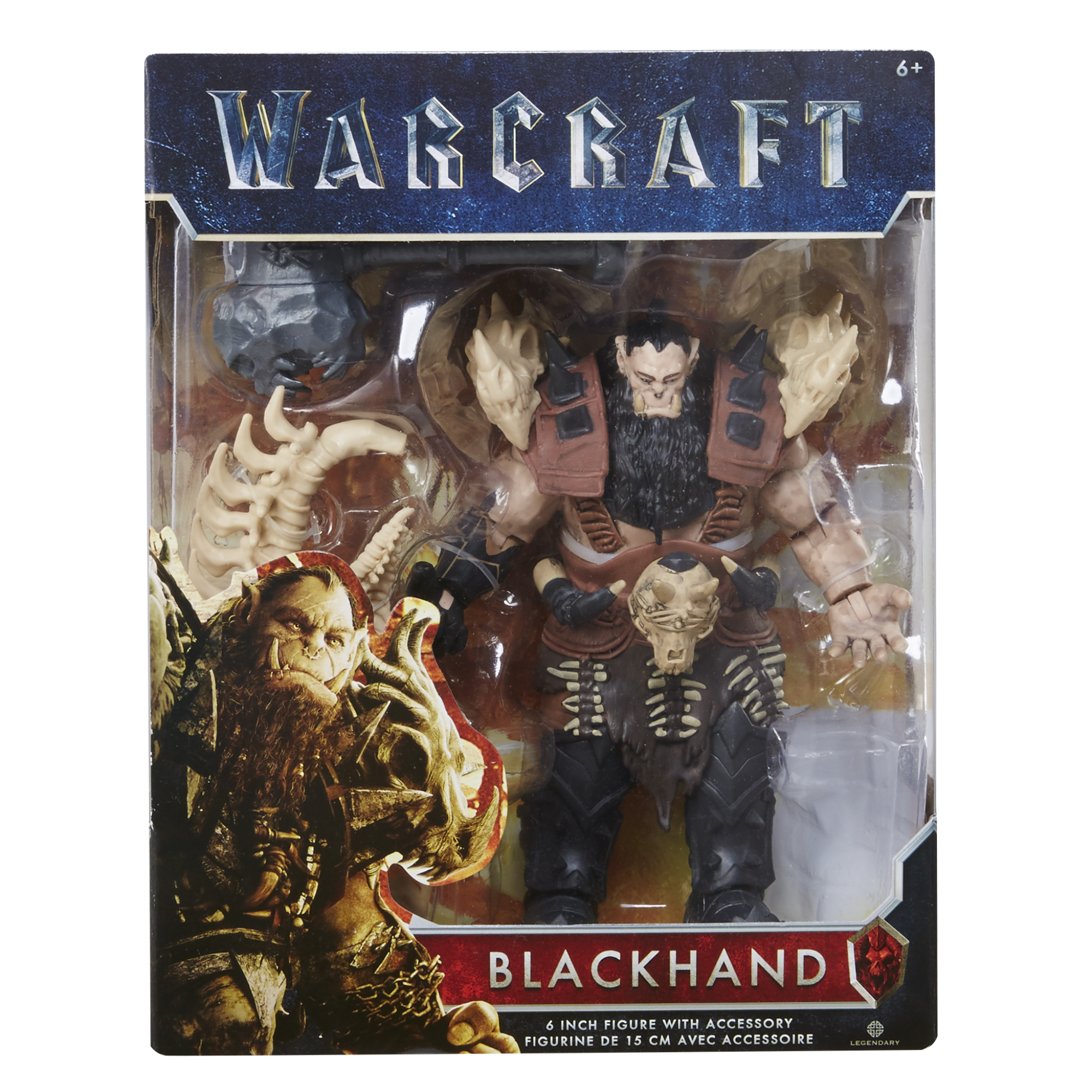 Чернорук Warcraft/Jakks Pacific арт.: 96737