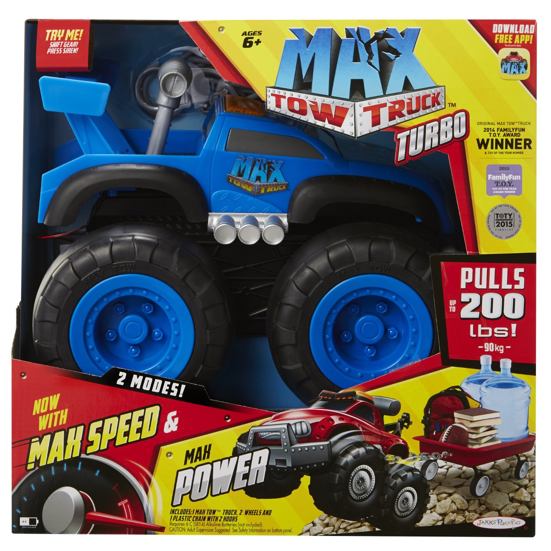Автомобиль на батарейках Мax Tow Truck/Jakks Pacific арт.: 87261