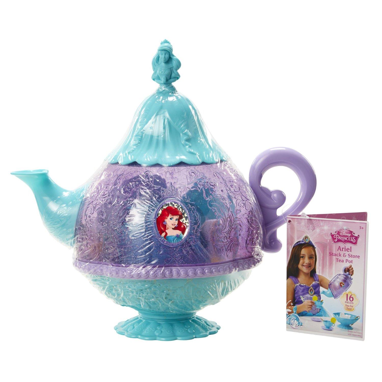 Набор посуды Disney Princess/Jakks Pacific арт.: 88404 (Ариэль)