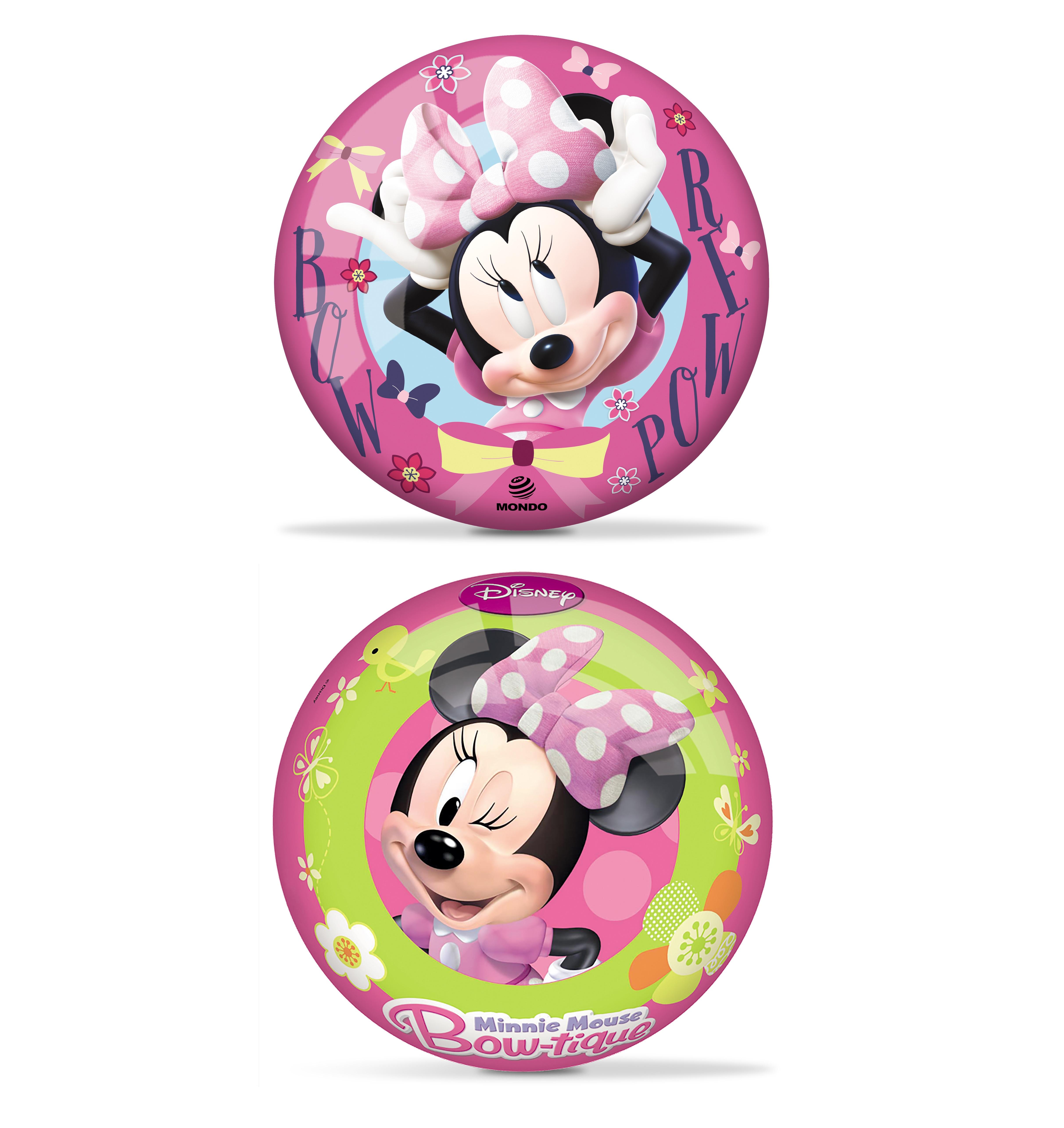 Мяч Mondo/Minnie Mouse Арт.: 05488 (14см)