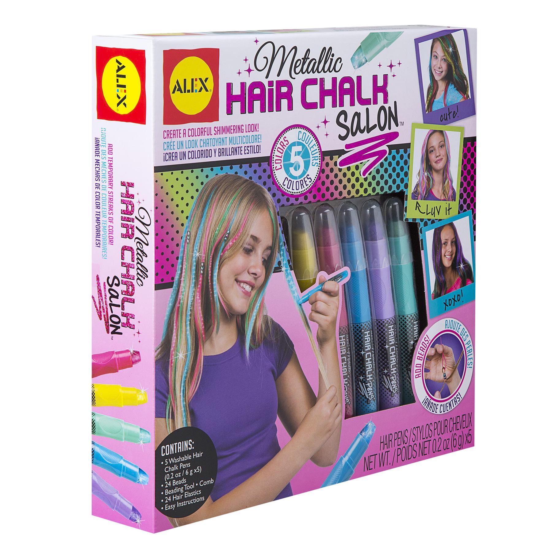 Набор мелков для волос ALEX арт.: 738WM