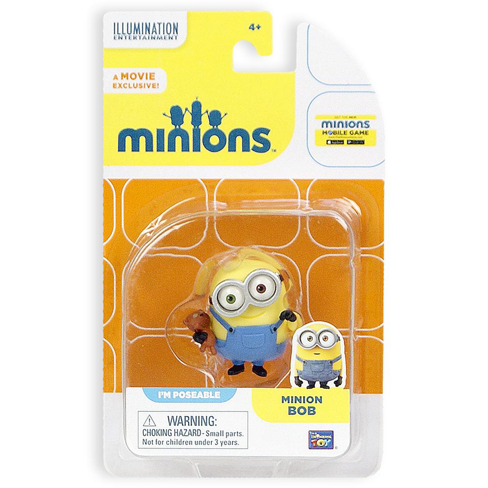 Minions Боб фигурка Thinkway Toys (арт.: 20080(20211))