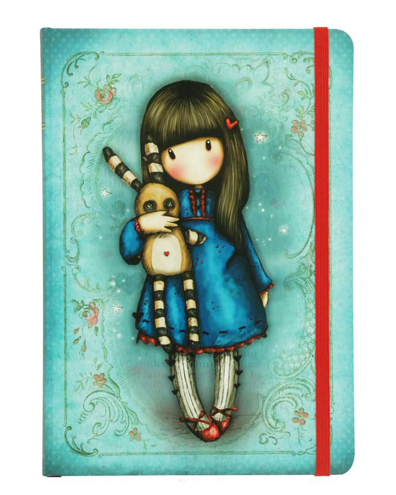 Блокнот Santoro Gorjuss Little Bunny   Арт. 230EC41