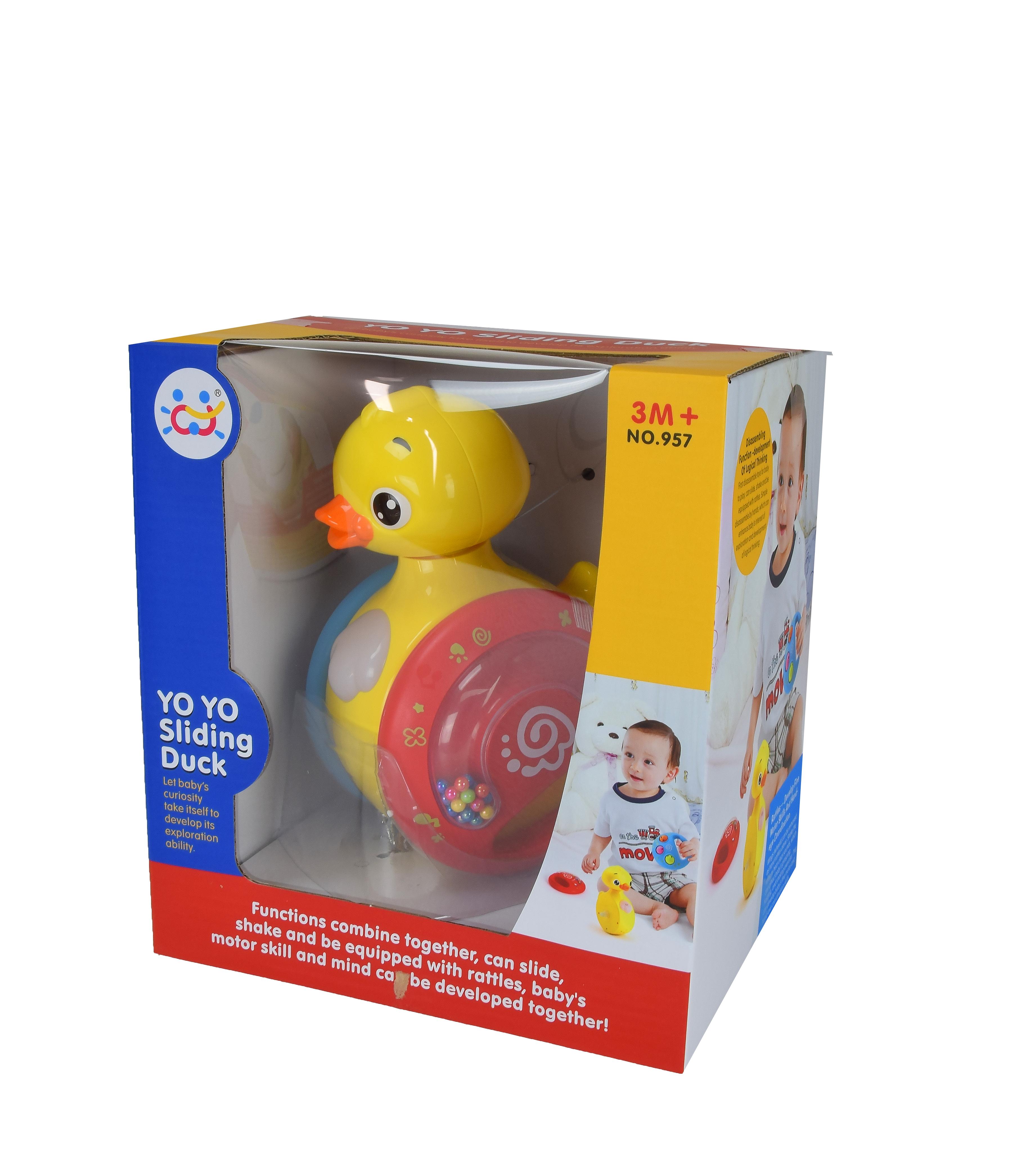 Іграшка арт 957 Неваляшка 22*20*16 см в коробці