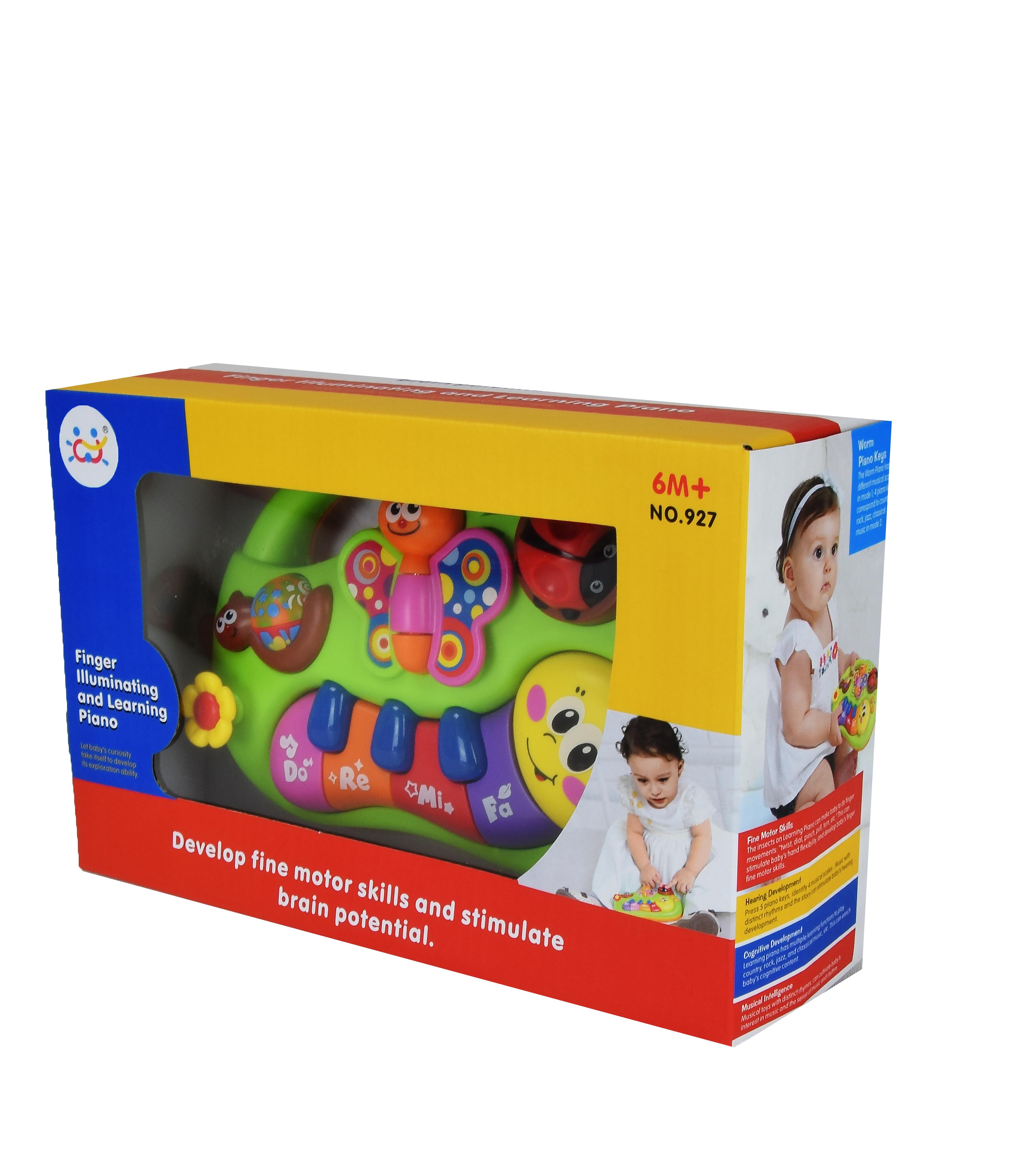 Іграшка музична розвиваюча арт 927 Піаніно 23,5*15*8 см в коробці
