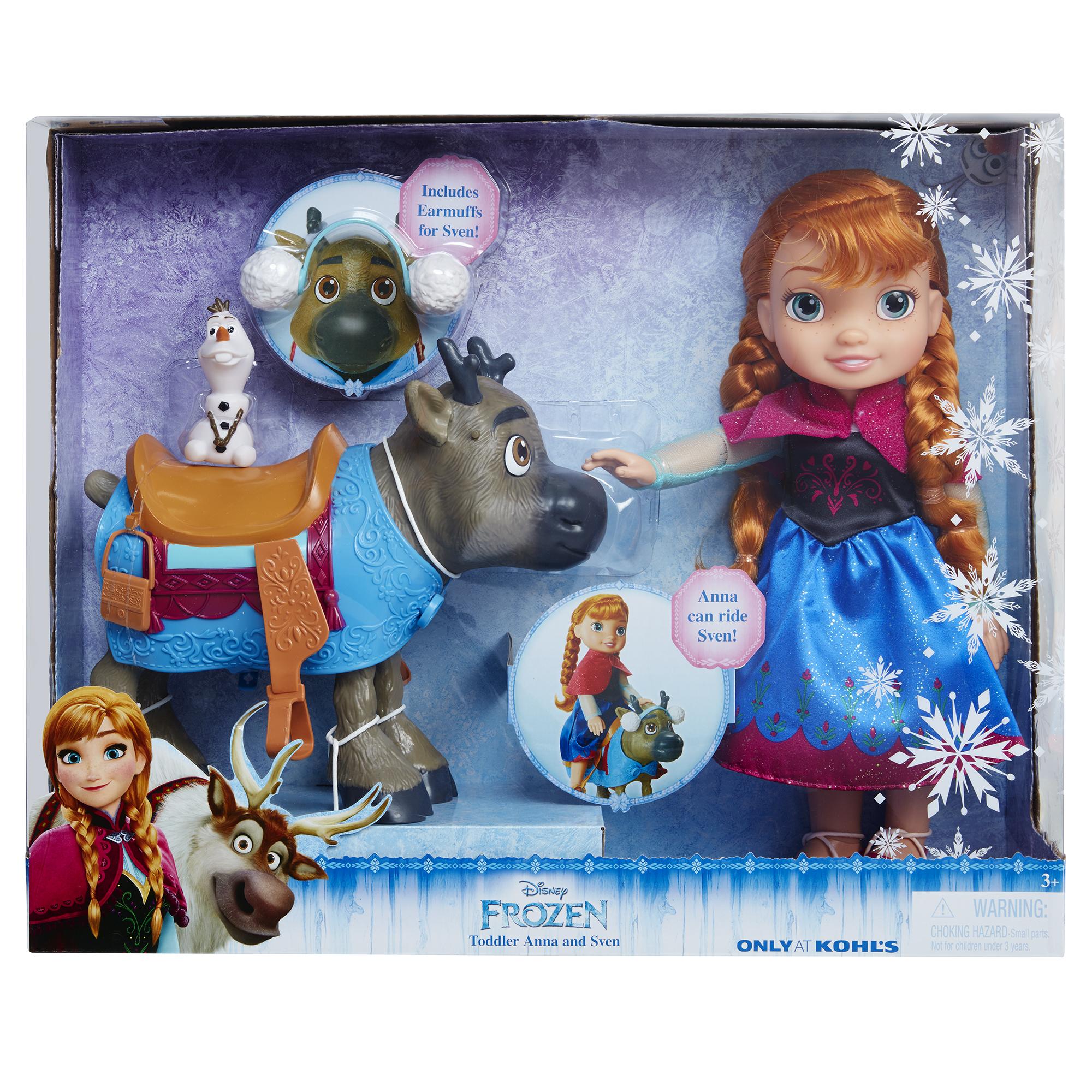 Кукла Анна с оленем Jakks Pacific   Арт. 98981