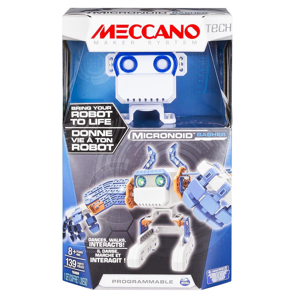 Конструктор Meccano Tech (Micronoid) Арт. 6027338