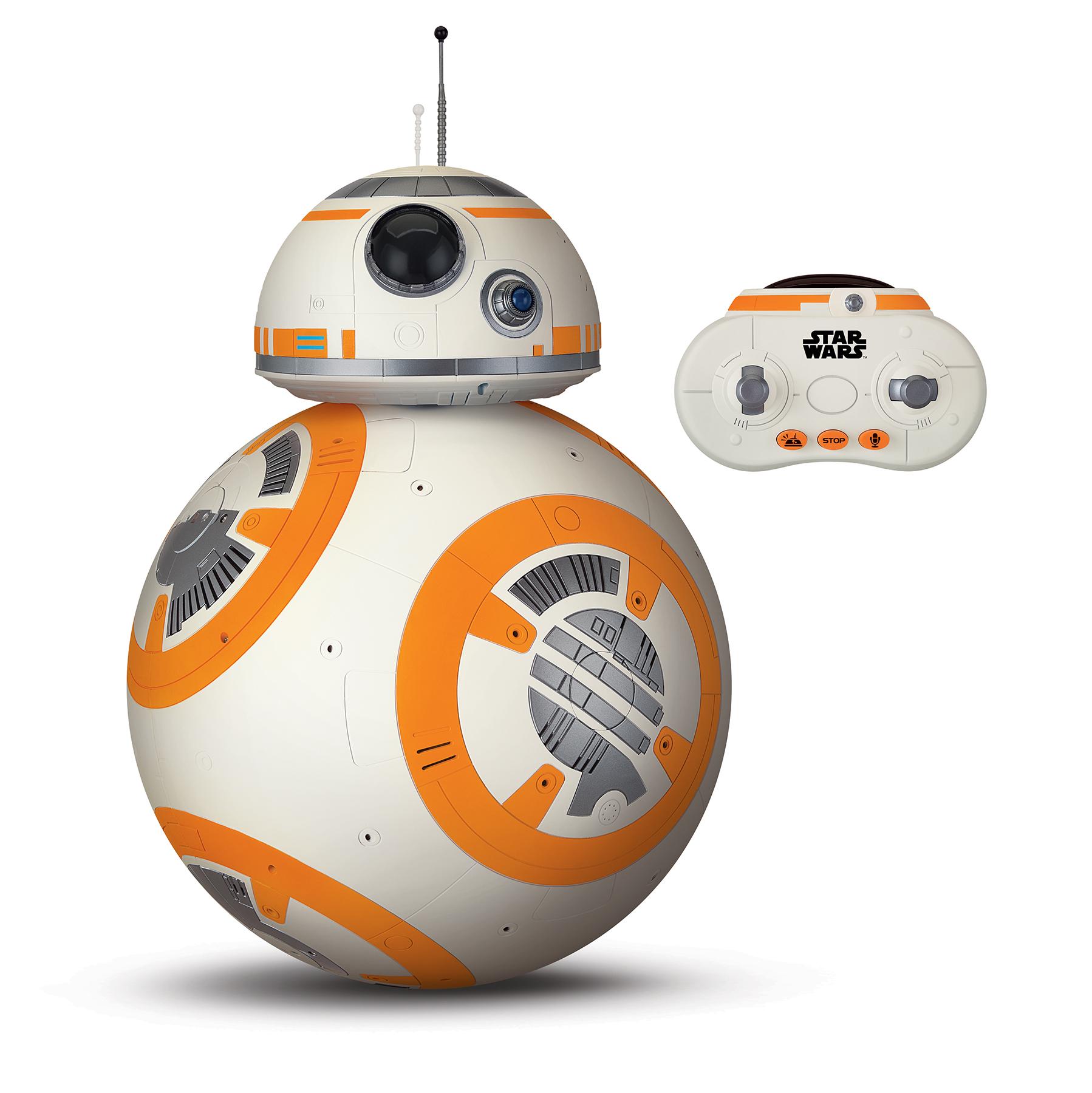 Интерактивная игрушка дроид BB-8 ThinkWay Toys Арт. 13483