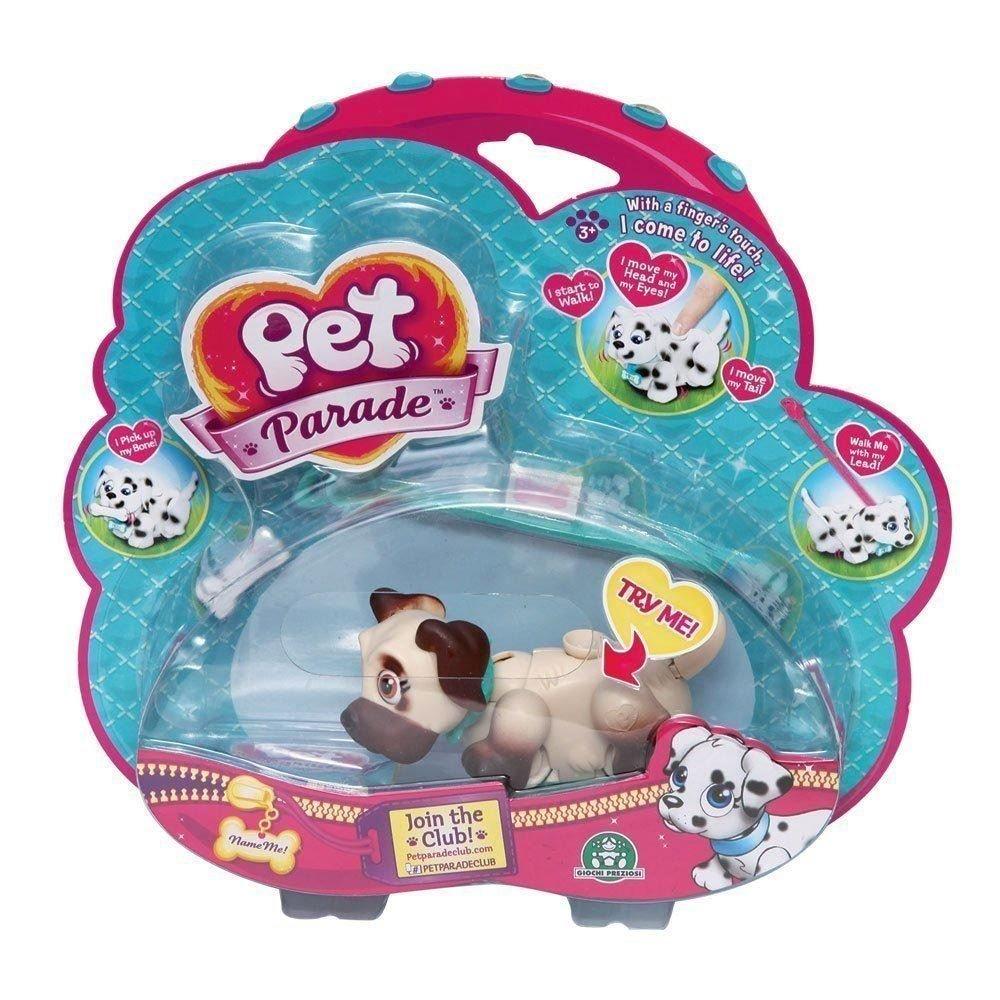 Фигурка собаки породы Мопс Pet Parade арт. GPH18547/UA/4