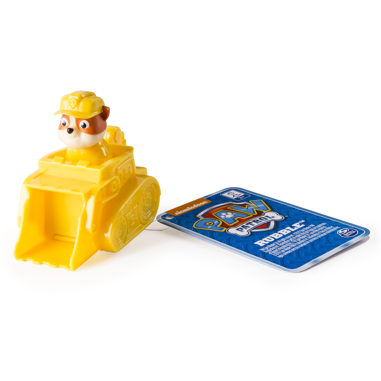 Іграшка машинка з фігуркою арт. 20080653 (6033285) Paw Patrol Rubble у дісплеї