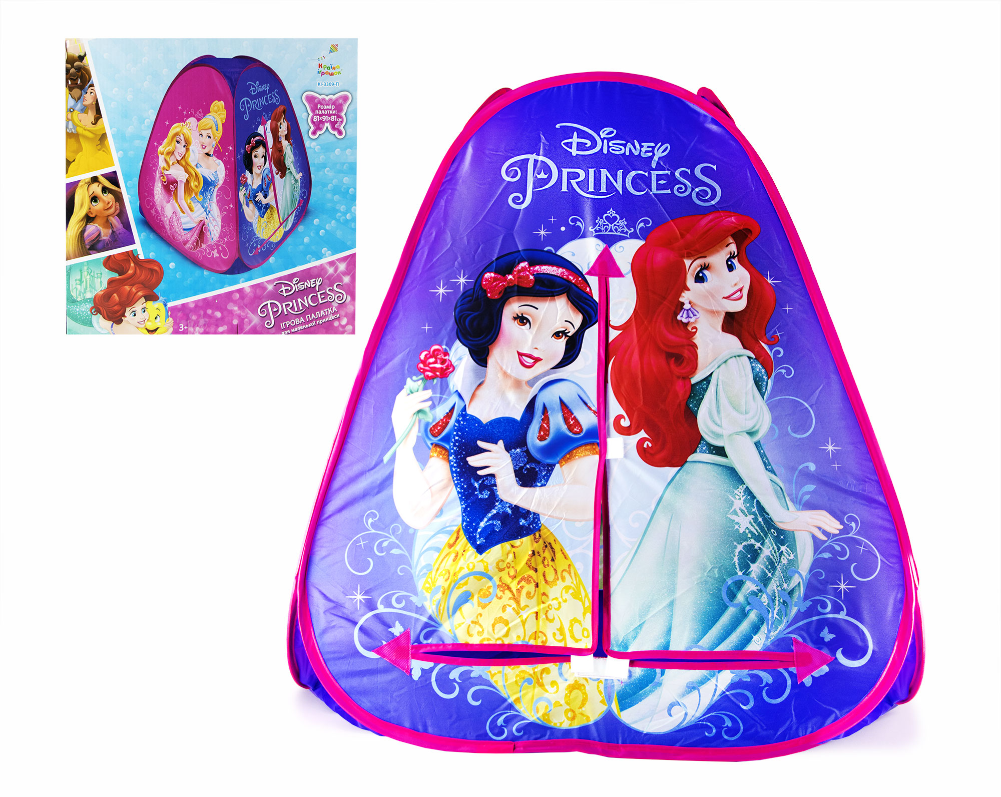 Палатка KI-3309 Princess Disney