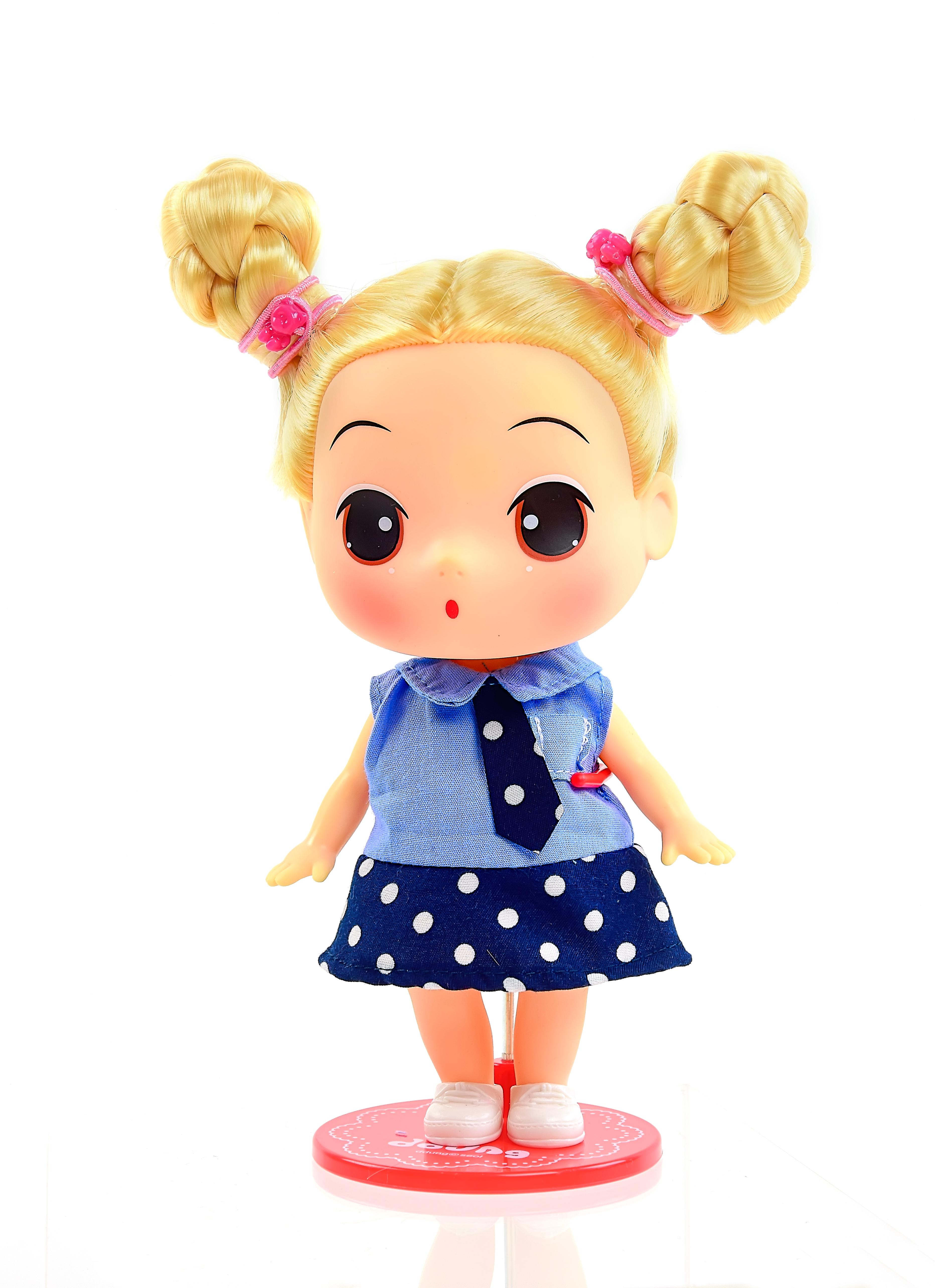 Кукла Ddung в коробке арт FDE1801