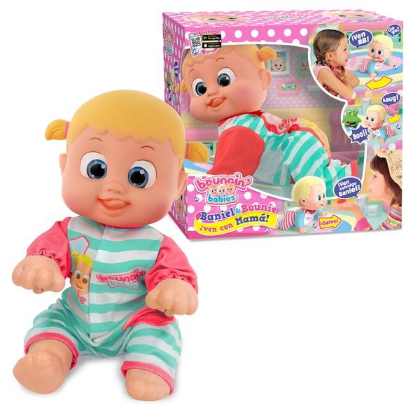 Кукла Bouncin' Babies Baniel and Bounie арт. 801018