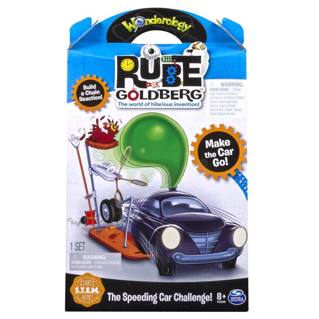 Игровой набор Rube Goldberg Speeding Car Challenge арт. 6033569