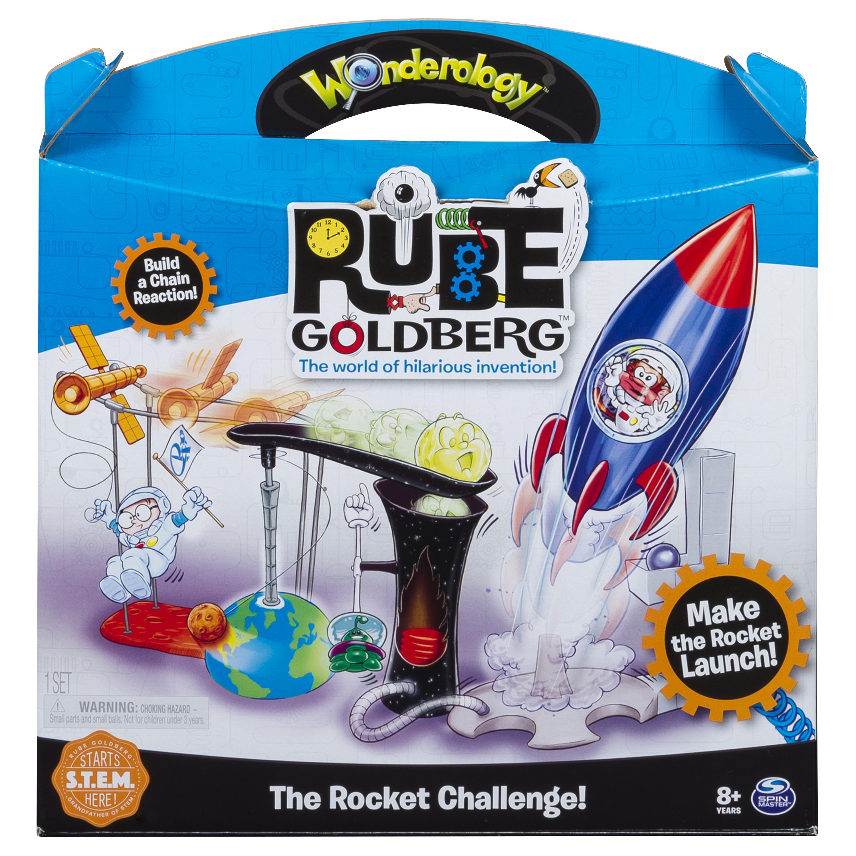 Игровой набор  Rube Goldberg Rocket Launch Challenge арт. 6033575