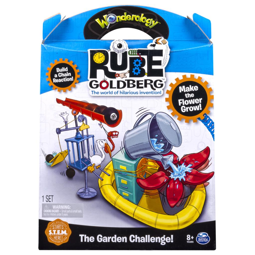 Игровой набор Rube Goldberg Garden Challenge арт. 6034107