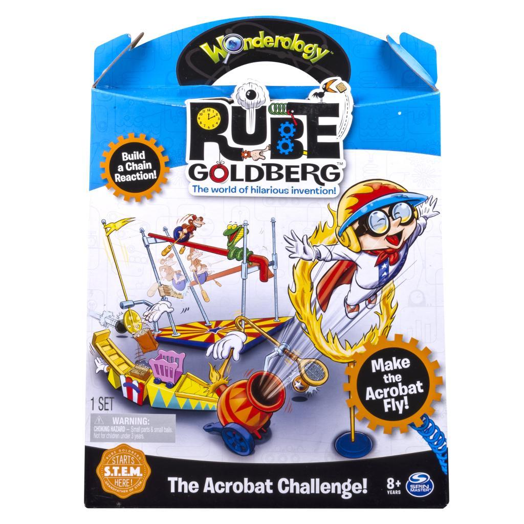 Игровой набор Rube Goldberg Acrobat Challenge арт. 6034111