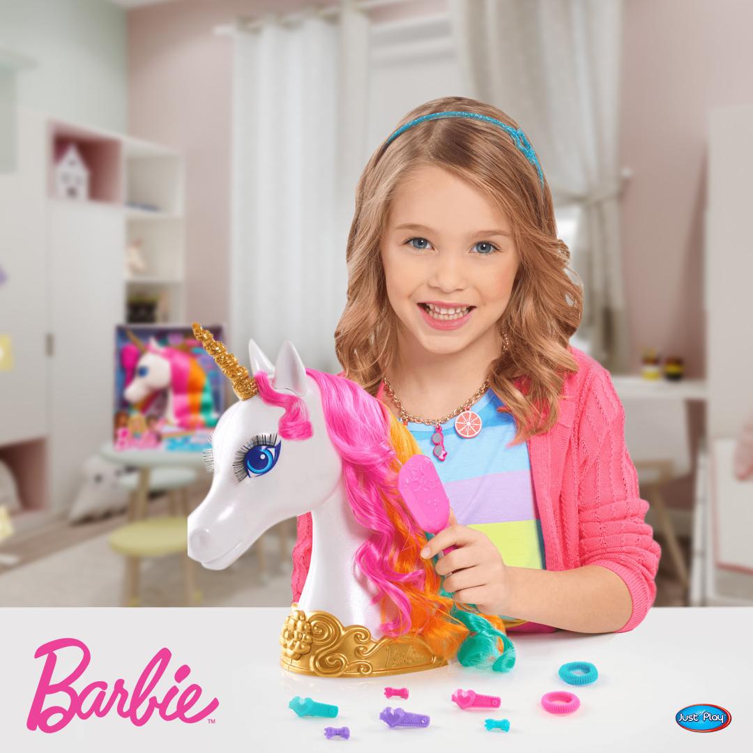 Barbie Единорог!