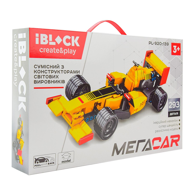 Конструктор IBLOCK Мегаcar PL-920-139