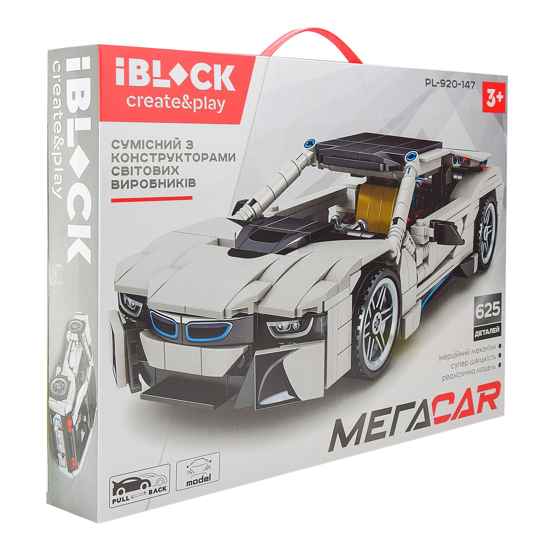Конструктор IBLOCK Мегаcar PL-920-147