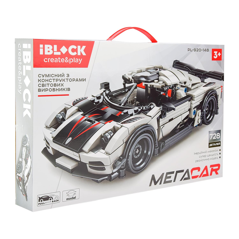 Конструктор IBLOCK Мегаcar PL-920-148