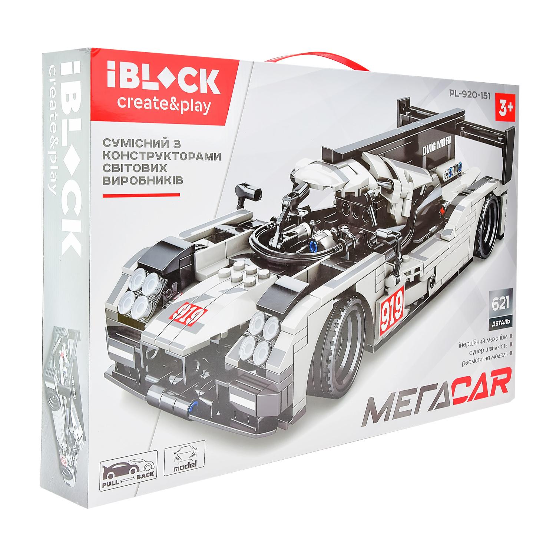 Конструктор IBLOCK Мегаcar PL-920-151